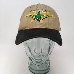 Dallas Stars Hockey Baseball Hat